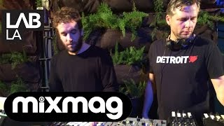 Martin Buttrich and Guti - Live @ Mixmag Lab LA 2014