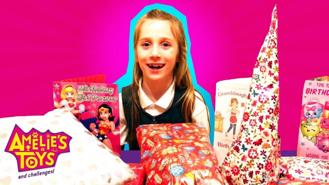 Birthday Present Toy Haul ????