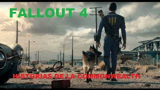 fallout 4-LUGARES SECRETOS E HISTORIAS CURIOSAS(FAR HARBOR)