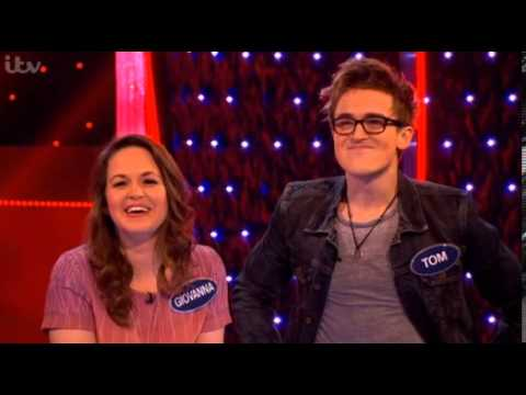 Tom and Giovanna on Mr. & Mrs.