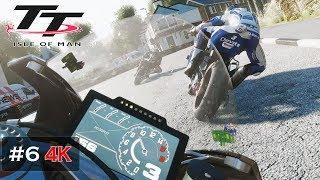 Monster Bike - TT Isle of Man Super Hillside Onboard Race [4K] Expert Difficulty - NORTON V4 RR