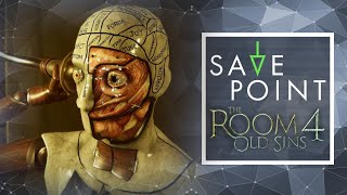 The Room 4: Old Sins  Pt. 3 - Save Point w/ Becca Scott (Gameplay and Funny Moments)
