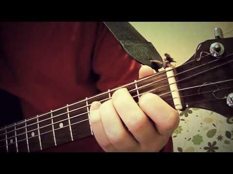 """Простая песня на гитаре """"Всё пройдет"""" (видеоурок) #ялюблюгитару"""