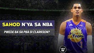 Ang SAHOD ni Jordan Clarkson sa NBA   Pwede ba siya Maglaro sa PBA?