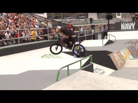 BMX: X Games 2014 - Street Finals Highlights