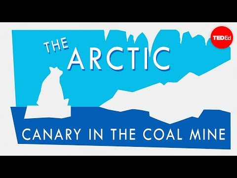 Why the Arctic is climate change's canary in the coal mine – William Chapman