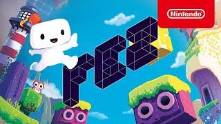 Nintendo FEZ - Launch Trailer - Nintendo Switch anuncio