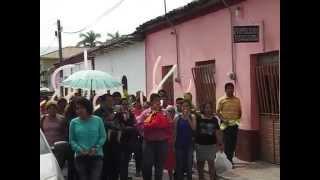 preview picture of video 'Niño de Atocha en Chiapa de Corzo'