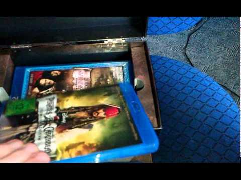 Unboxing Fluch der Karibik Quadrilogie Limited Edition Blu-Ray (GER)