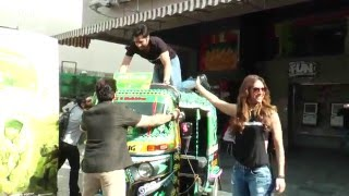 Welcome To Karachi Trailer 2015 Launch Event   Arshad Warsi, Jackky Bhagnani, Lauren Gottlieb