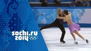 2014 Olympic Games, Free Dance