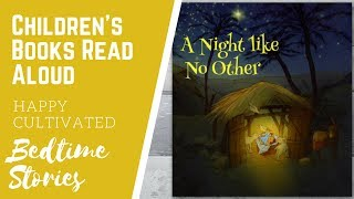 Story of Jesus Birth for Kids | Nativity Story for Kids | Christmas Books Read Aloud