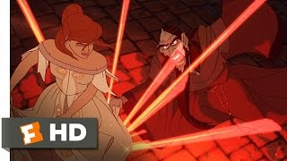 Anastasia (5/5) Movie CLIP - Anastasia Destroys Rasputin (1997) HD