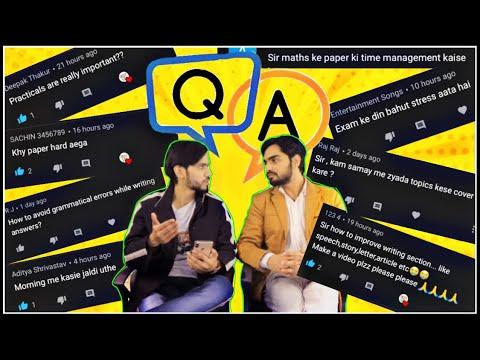 Dear Sir se Sidhe Sawaal | Q & A with Dear Sir