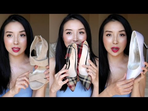 FALL SHOES HAUL | STUART WEITZMAN & NINE WEST