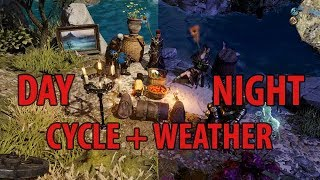 Day and Night Cycle Plus Weather