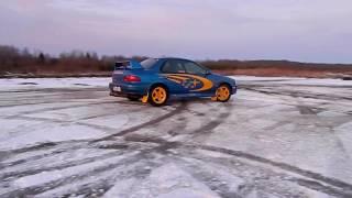 Subaru snow drift & offroad  Belarus-Vitebsk
