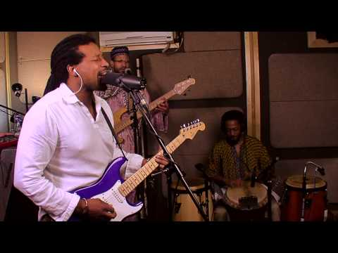 Sahel 'Revival' live  at One World Studios