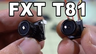 FXT T81 Micro FPV Camera Review ????