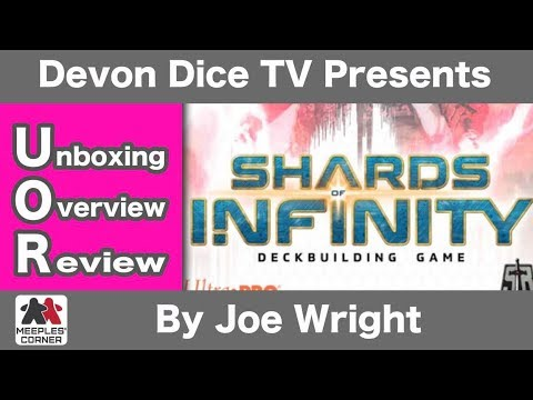 O.U.R of Shards of Infinity By Devon Dice - Joel