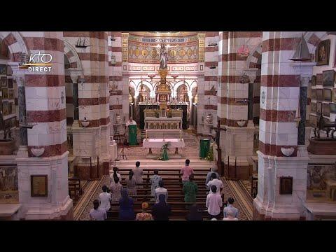 Messe du 26 juillet 2021 à Notre-Dame de la Garde