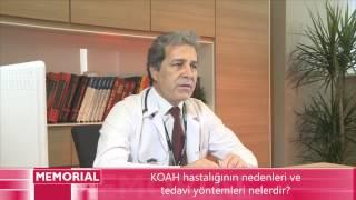 KOAH Hastalığının Nedenleri ve Tedavi Yöntemleri Nelerdir?