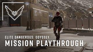 Gameplay Odyssey - SUB ITA