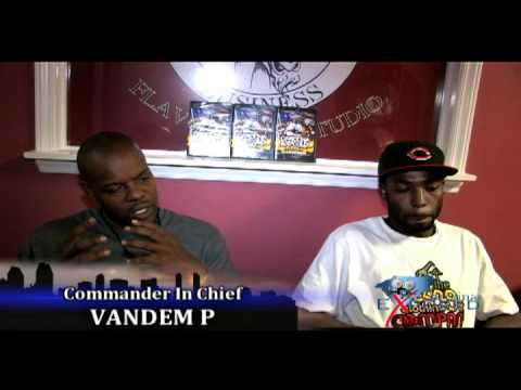 NC Hip Hop in the #919 with The Real Charlie O-Interview pt 1