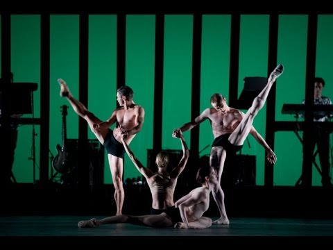 Carbon Life – Wayne McGregor and Mark Ronson – Royal Ballet LIVE