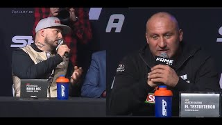 Film do artykułu: Fame MMA 5 [Live Stream...