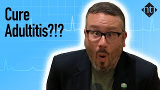 View the video Adultitis!?!  What Is It? Is There A Cure?