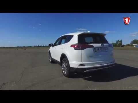 Toyota Rav 4 Hybrid Паркетник класса J - тест-драйв 2