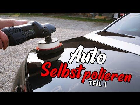 AUTO SELBST POLIEREN / TUTORIAL / ANLEITUNG / SCHRITT FÜR SCHRITT