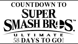 Countdown to Ultimate! SSB Wii U - Classic & All-Star with Mii Fighters (58 Days To Go)