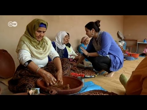 Arganöl selbst vermarkten - Frauen-Kooperative in Marokko | Global 3000