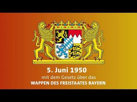 So setzt sich das bayerische Staatswappen zusammen | 24 Stunden Bayern
