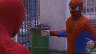 The Next Spider-Man: Spider-Men Side Mission - Marvel