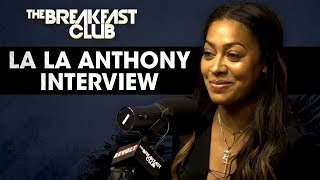La La Anthony Talks Her New Clothing Line, Reacts To Raina's Death On Power & More