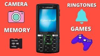 Sony Ericsson K850i Review/Ringtones/Games/Camera/Battery
