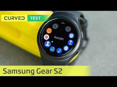 Samsung Gear S2 im Test | deutsch