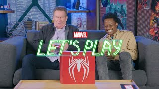 Brian Regan Learns to Button Mash | Marvel Let's Play