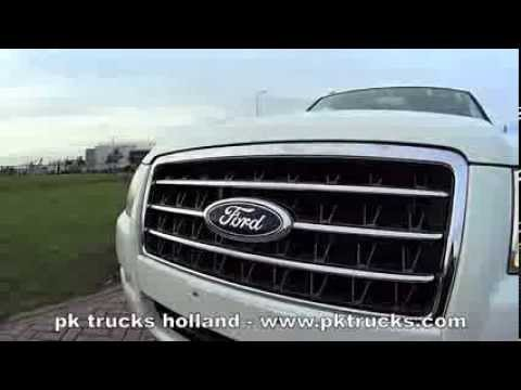 pktrucks Ford Everest TDCi 4x4 SUV - 2009 NEW