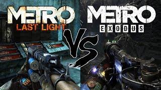 [Metro: Exodus] Новое и старое ОРУЖИЕ
