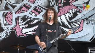 Anvil - Metal On Metal - live BYH Festival 2006 - HD Version - b-light.tv