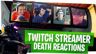 KILLING FORTNITE TWITCH STREAMERS with REACTIONS! - Fortnite Funny Rage Moments ep7
