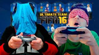 FIFA 16 UT #28   FUT DRAFT   DRAFT ÁS CEGAS COM O DAIZER