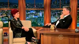 TLLS Craig Ferguson - 2013.02.26 - Sharon Osbourne, Matthew Lillard