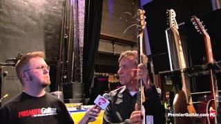 Rig Rundown - Devo's Bob Mothersbaugh and Bob Casale