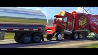 Cars 2006 movie song Life Is A Highway