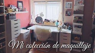 Mi Colección De Maquillaje 2017  | Dirty Closet